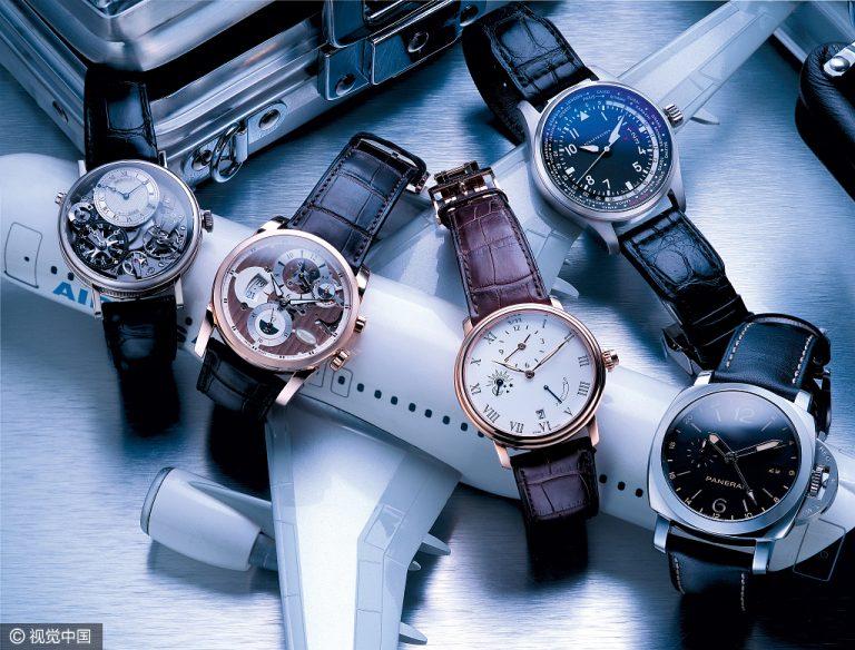 China Overtakes U.S. in Luxury Watch Demand