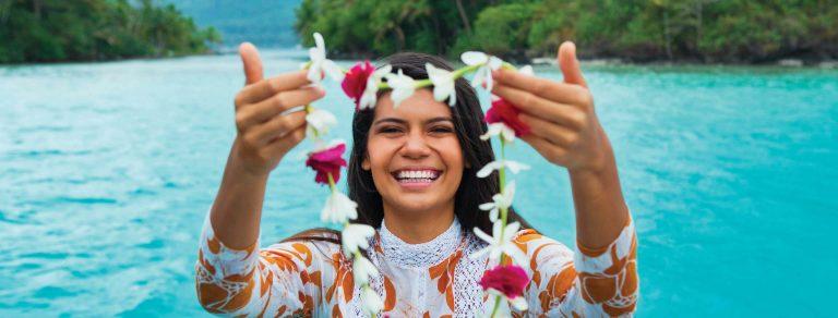 Wealthy Chinese Tourists to Tahiti