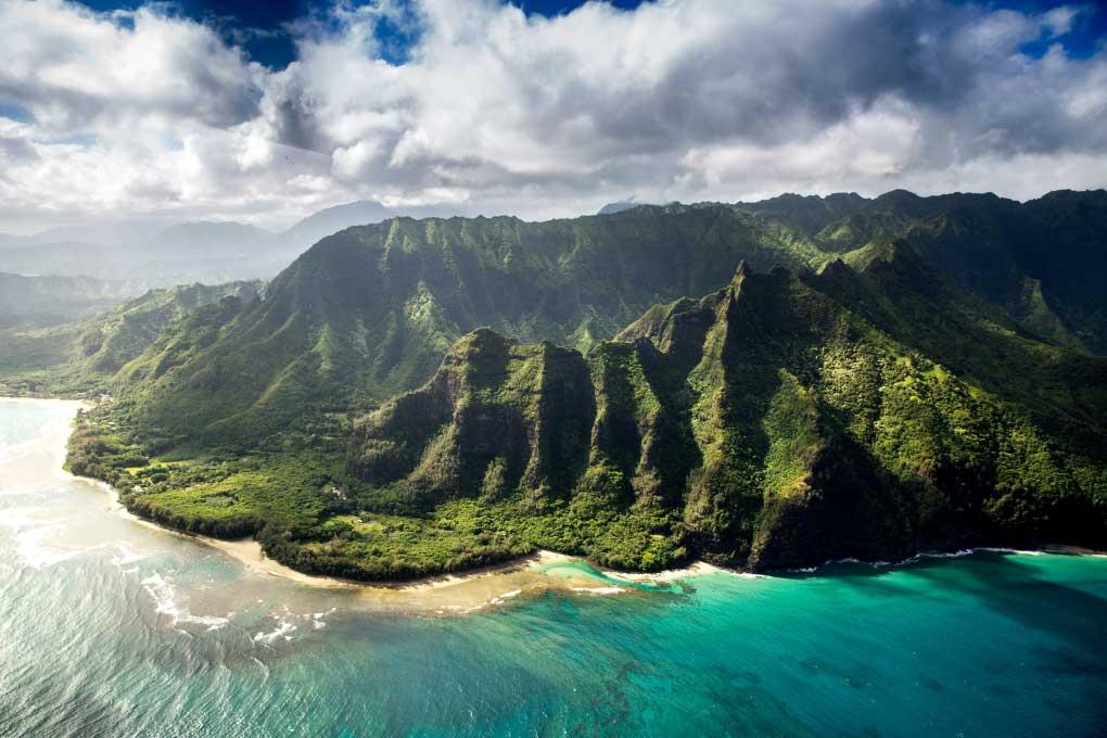 Chinese tourist hawai